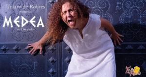 TEATRO DE ROBRES: MEDEA @ TEATRO OLIMPIA