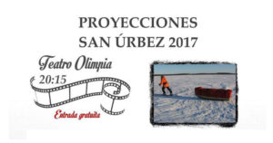 CINE: PROYECCIONES DE SAN ÚRBEZ @ TEATRO OLIMPIA