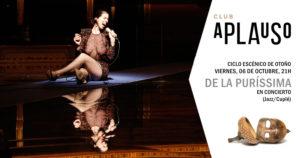CLUB APLAUSO · DE LA PURÍSSIMA @ TEATRO OLIMPIA