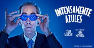 CLUB APLAUSO: INTENSAMENTE AZULES @ TEATRO OLIMPIA