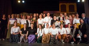 CERTAMEN LÍRICO DE AÑO NUEVO: ÓPERA MARTINA (ópera en aragonés) @ Teatro Olimpia